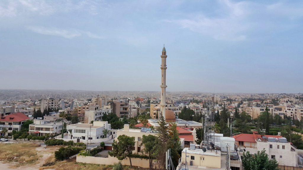 10 Days in Jordan - Mosque in Amman