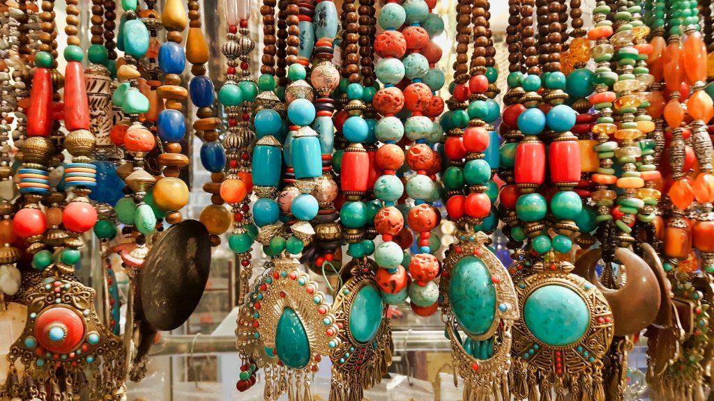 10 Days in Jordan - Necklaces