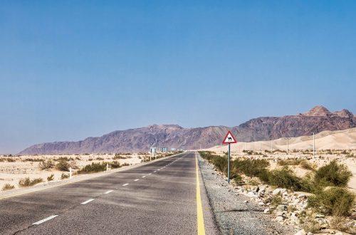 Driving in Jordan Hero