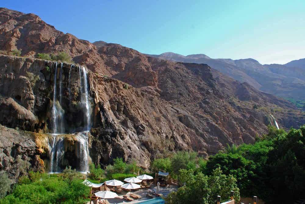 Stargazing in Jordan - Ma'in Hot Springs