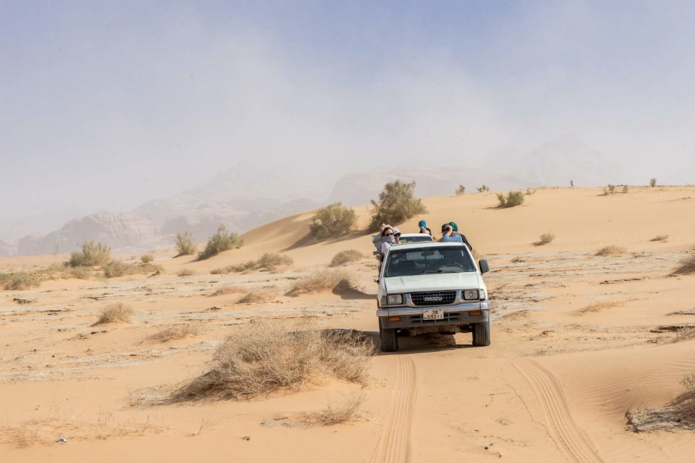 Wadi Rum Tours - Get Your Guide