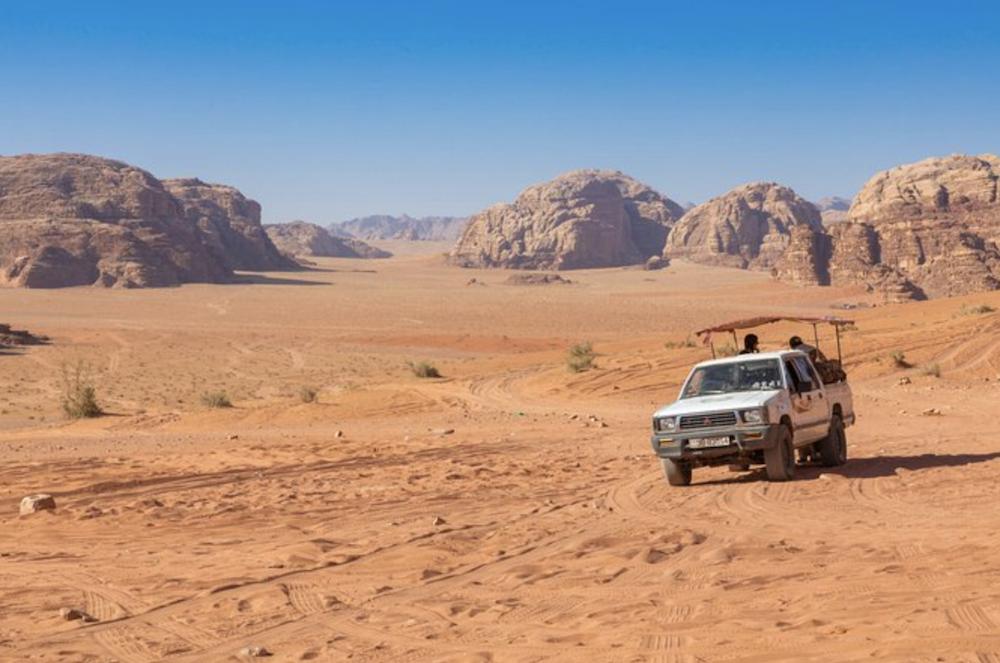 Wadi Rum Tours - Viator