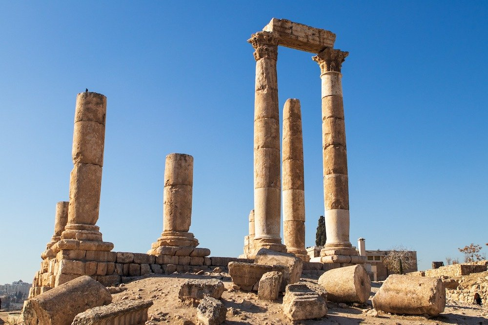 2 Weeks in Amman - Citadel