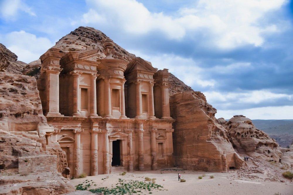 Petra Hiking - Monestary