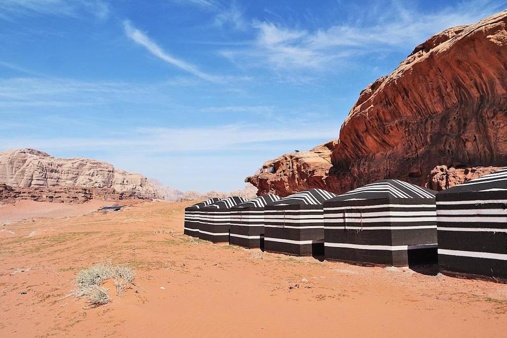 Best Camps in Wadi Rum - Desert Melody