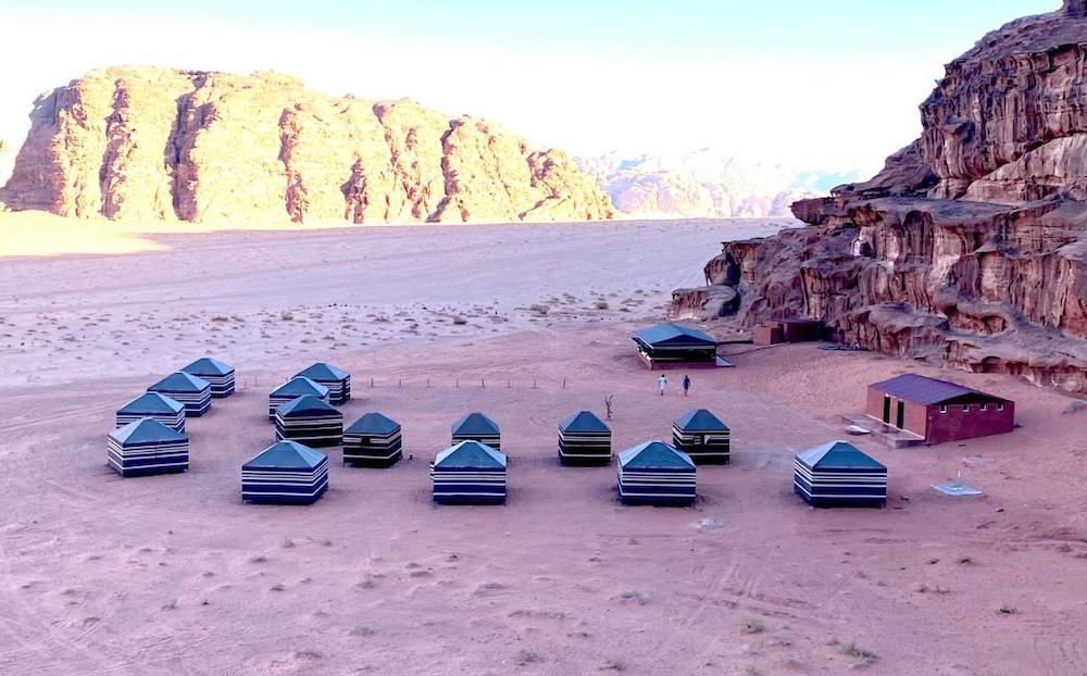 Best Camps in Wadi Rum - Red Planet Adventures Camp