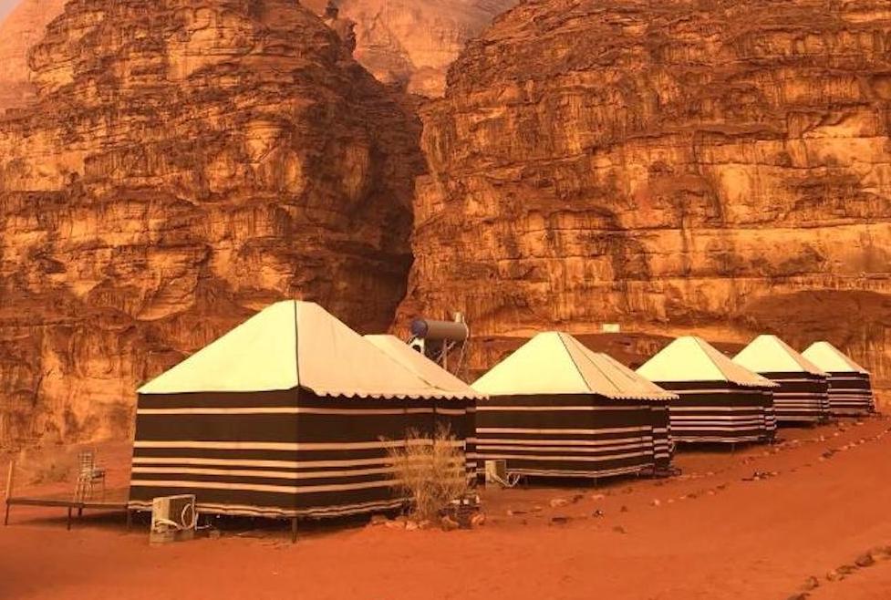 Best Camps in Wadi Rum - Wadi Rum Camp
