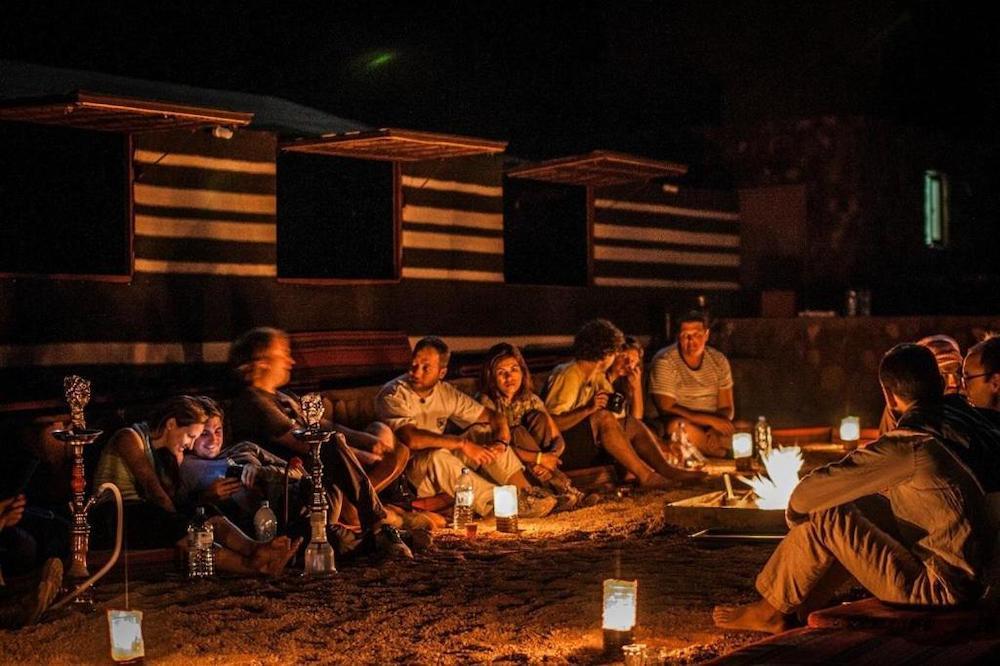 Best Wadi Rum Camps - Bedouin Lifestyle Camp