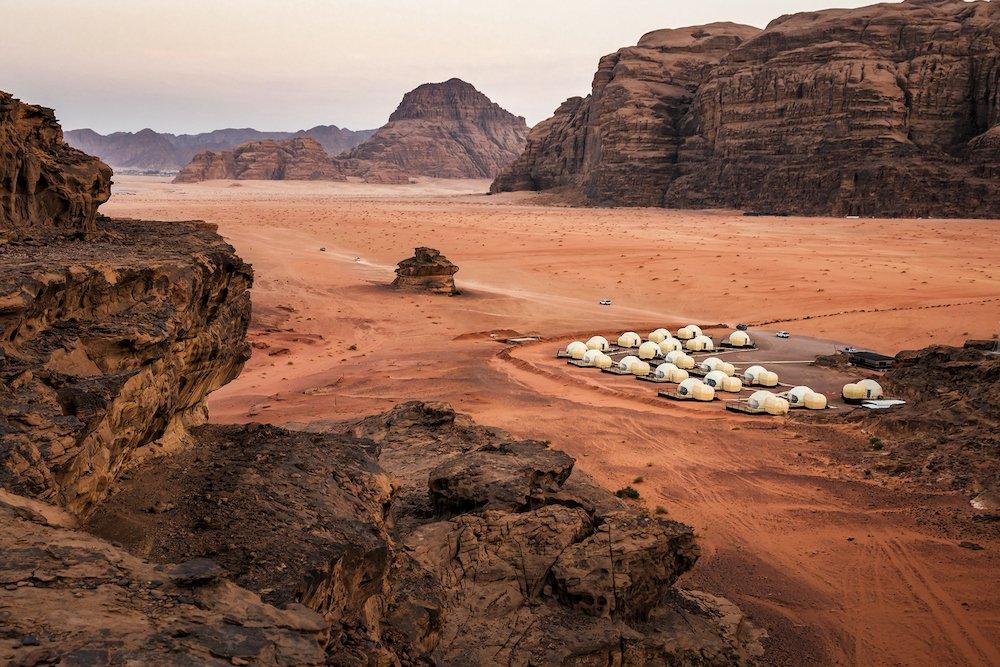 Best Wadi Rum Camps Hero