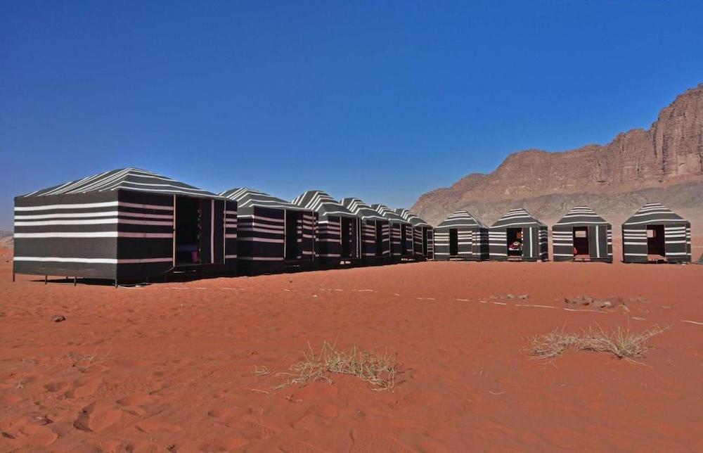 Best Wadi Rum Camps - Wadi Rum Camp & Tours