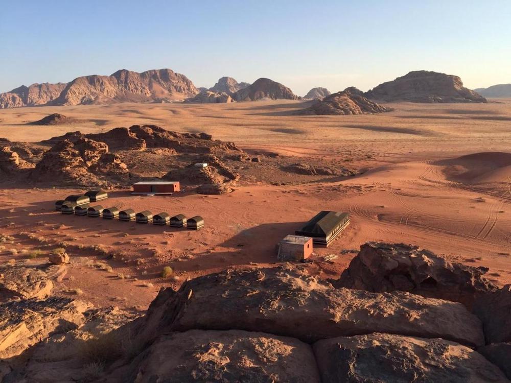 Best Wadi Rum Camps - Wadi Rum Desert Adventures