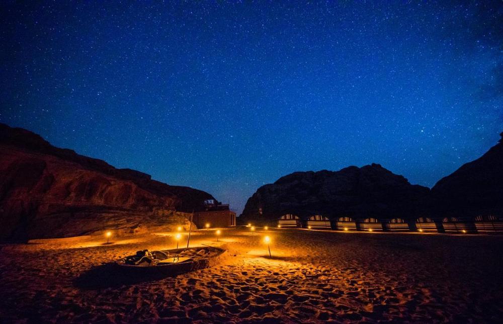 Wadi Rum Camps - Bedouin Tours Camp
