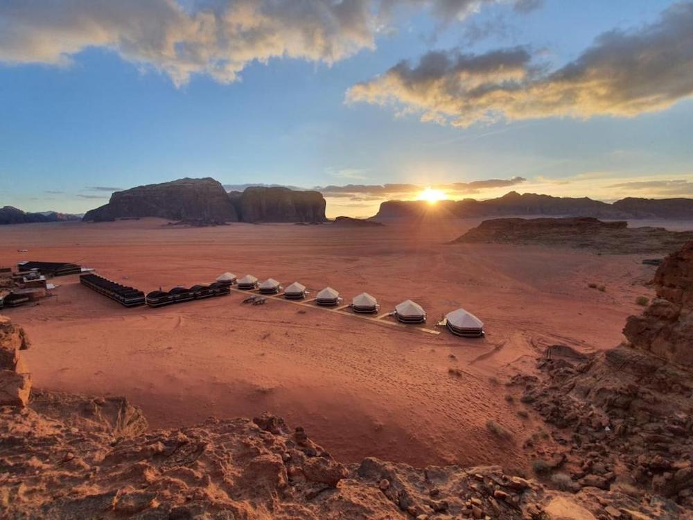 Wadi Rum Camps - Wadi Rum Bedouin Camp
